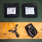 Рогатка для охоты с прицелом DEXT Базовый набор   Мощная боевая рогатка Охотничья рогатка Тактическая рогатка - изображение 1