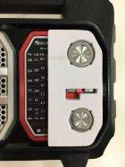 Аккумуляторный портативный радиоприемник Golon RX-2018BT Радио с пультом ДУ Черный - изображение 2