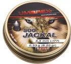 Свинцовые пули Umarex Jackal Pellets 0.53 г калибр 4.5 (.177) 500 шт (4.1919) - изображение 1