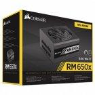 Блок питания CORSAIR 650W RM650X (CP-9020178-EU) - изображение 8