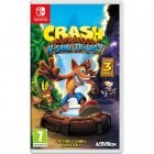 Nintendo Switch Gray (Upgraded version) + Игра Crash Bandicoot N'sane Trilogy - изображение 6