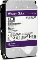 Жорсткий диск Western Digital Purple 12TB (WD121PURZ) 5400rpm, 256MB (6460395) - зображення 3