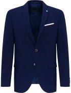 Мужской костюм фирменный в синем цвете от Pierre Cardin, размер 50 (94123/3350) - изображение 2