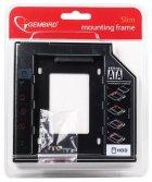 """Адаптер HDD 2,5"""" для ноутбука відсік CD-ROM Gembird MF-95-01 (9.5 мм) - зображення 6"""