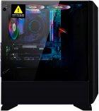 Корпус 1STPLAYER Rainbow R6-R1 Color LED Black - зображення 3