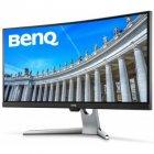 Монітор BENQ EX3501R Metallic Grey - зображення 4