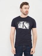 Футболка Calvin Klein Jeans 10711.1 S (44) Черная - изображение 1
