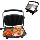 Гриль прижимной BBQ Wimpex WX 1060 1200 Вт для мяса и овощей сэндвичница панини бутербродница (1741) - изображение 1