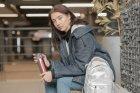 Рюкзак молодёжный Yes Weekend YW-27 22x32x12 Серебряный (5056137105816) (555888) - изображение 6