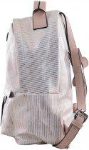 Рюкзак молодёжный Yes Weekend YW-27 22x32x12 Розовый (5056137106486) (555890) - изображение 3