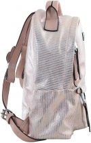 Рюкзак молодёжный Yes Weekend YW-27 22x32x12 Розовый (5056137106486) (555890) - изображение 5