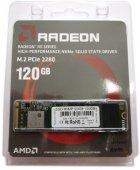 AMD Radeon R5 120GB NVMe M.2 PCIe 3.0 x4 3D NAND TLC (R5MP120G8) - изображение 3