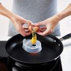 Набор форм для жарки яиц Joseph Joseph Froach Pods 2 шт 20120 - изображение 4