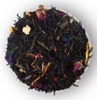 Бленд черного и зеленого чая с фруктами и лепестками цветов Lovare 1001 Ночь 80 г (4820097815563) - изображение 4