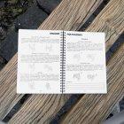 Багатофункціональний Щоденник Тренувань 2.0 від LightWeight (Training Diary) - зображення 8
