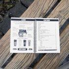Багатофункціональний Щоденник Тренувань 2.0 від LightWeight (Training Diary) - зображення 10