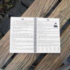 Багатофункціональний Щоденник Тренувань 2.0 від LightWeight (Training Diary) - зображення 11