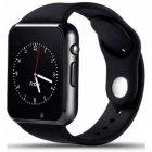 Розумні Годинник Smart Watch А1 Pro на Android з Bluetooth microSD крокомір камера Turbo Black GSO 305-648 - зображення 4