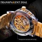 Механічний годинник Winner Diamonds (gold) - зображення 7