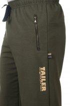 Спортивные брюки с металлической молнией 52 Хаки (208) - изображение 3
