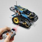 Конструктор LEGO TECHNIC Скоростной вездеход с ДУ 324 детали (42095) - изображение 7