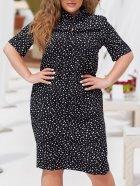 Платье Seven 785 48-50 Черное (4821000049655) - изображение 3
