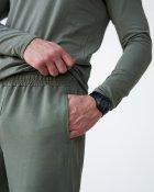 Спортивні штани тонкі GR8 active wear модель 7т2-оливковий розмір M - зображення 6