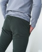 Спортивные штаны тонкие GR8 active wear модель 61т3-хаки-браш размер XL - изображение 6