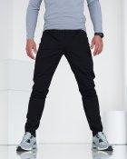 Спортивні штани тонкі GR8 active wear модель 6т2-чорний розмір XL - зображення 2