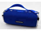 Потужна портативна Bluetooth колонка Sound System H24 Pro Hopestar Синя - зображення 3
