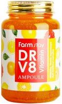 Сыворотка для лица FarmStay Dr-V8 Vitamin Ampoule 250 мл (8809480771217) - изображение 2