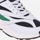 Кросівки Fila V94m Women's Low 5RM00647-143 41.5 (9.5) 26.5 см Білі з зеленим (2990021120314) - зображення 10
