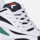 Кросівки Fila V94m Women's Low 5RM00647-143 41.5 (9.5) 26.5 см Білі з зеленим (2990021120314) - зображення 11