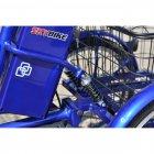 Електровелосипед (трицикл) Skybike 3-Cycle синій - зображення 10