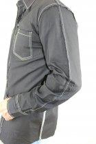 Рубашка B-Star 441 черная 3XL - изображение 2