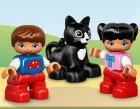Конструктор LEGO DUPLO Поезд Считай и играй 23 детали (10847) - изображение 7