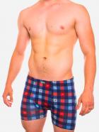 Трусы-шорты Bono МШ 950004 48 Синие (ROZ6206101018) - изображение 1