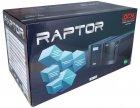 ДБЖ Powercom RPT-2000AP LCD Schuko - зображення 5