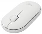 Мышь Logitech Pebble M350 Wireless, White (L910-005716) (6551447) - изображение 2