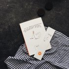 Блокнот с Гусем Write and Draw Удачний А5 - изображение 3