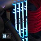 Оперативная память Kingston Fury DDR4-3200 131072MB PC4-25600 (Kit of 4x32768) Renegade RGB 2Rx8 Black (KF432C16RBAK4/128) - изображение 4