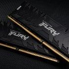 Оперативная память Kingston Fury DDR4-3200 131072MB PC4-25600 (Kit of 4x32768) Renegade Black (KF432C16RBK4/128) - изображение 5
