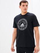 Футболка Adidas M Crcl Xplr T GL2840 S Black (4064044274809) - изображение 1