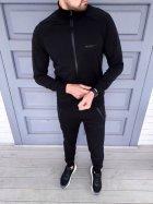 Спортивный костюм Chernyy Kot SARMAT DM-BLACK Черный L - изображение 4