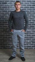 Fashions • Мужские штаны Chester Fashions 56-58 серый (01371-бр-ве) - изображение 3