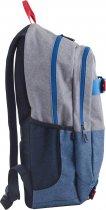 Рюкзак подростковый YES T-35 Norman для мальчиков 49x33x14.5 (553201) (5060487831042) - изображение 2