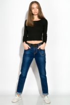 Джинсы женские Time of Style 120PLEDK221 26 Синий - изображение 2