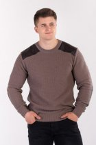 Джемпер мужской Diko 880114 XL Какао - изображение 2
