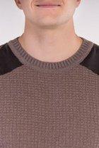 Джемпер мужской Diko 880114 XL Какао - изображение 4