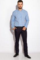 Рубашка Time of Style 511F037 S Бело-голубой - изображение 2
